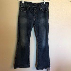 Silver Jeans Suki Boot Cut